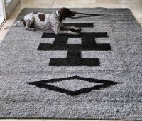 Area Rugs│100% Wool│Contemporary 5