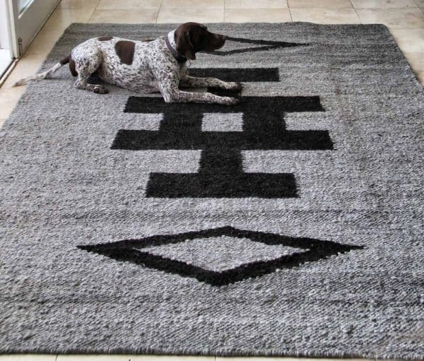 Area Rugs│100% Wool│Contemporary 14