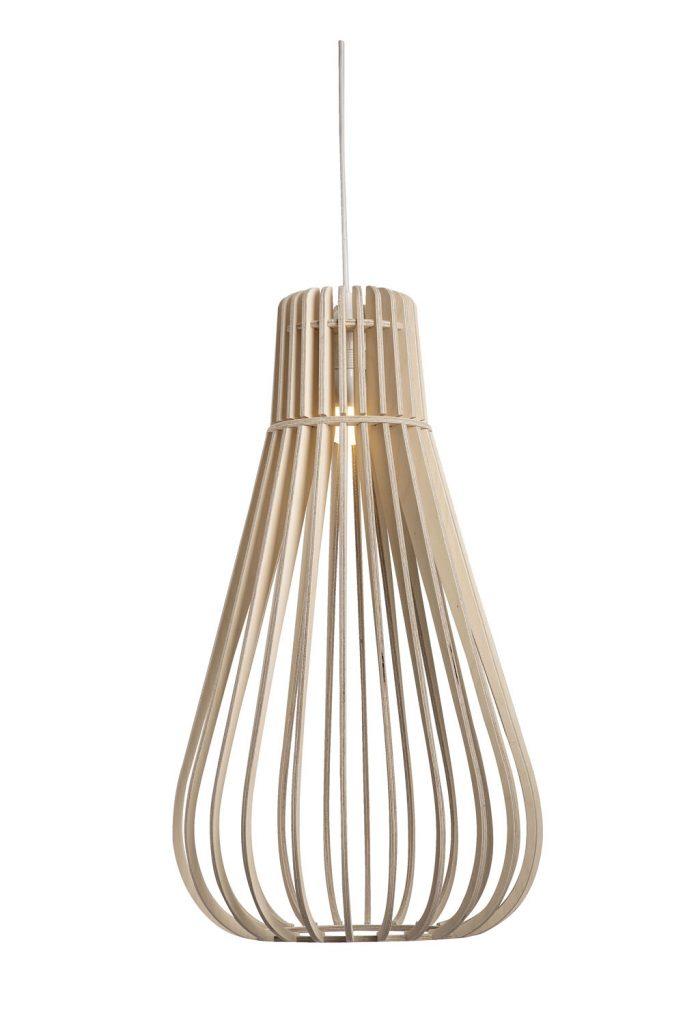Ceiling Wood Light Fixture 6