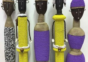 African Beaded Dolls 11