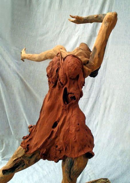 Sculptured Dancer│Driftwood 6