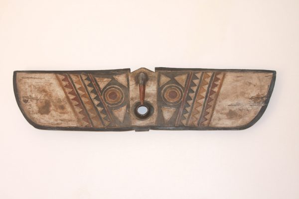 african plank mask, butterfly wood african plank mask, african wall art, african decor