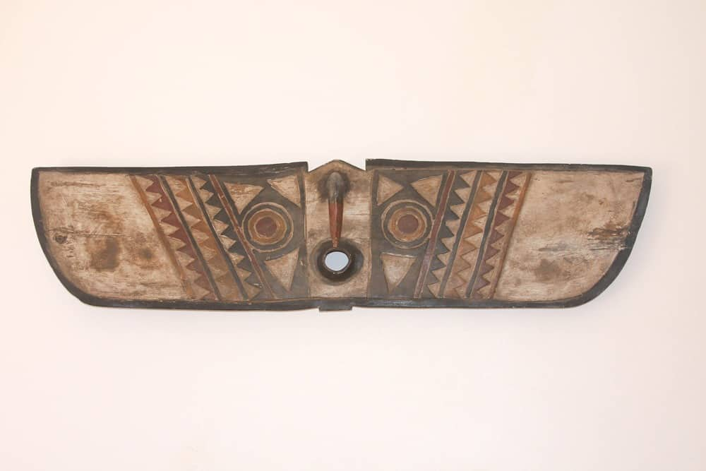 plank-mask-african-wall-art