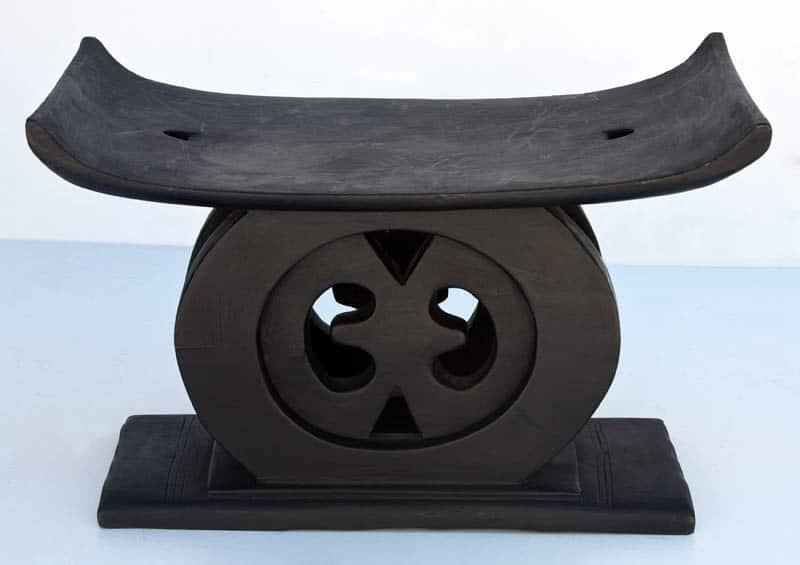 carved African Ashanti Stools, ashanti stools, african wood stools, african decor, African Decor Ashanti Stools