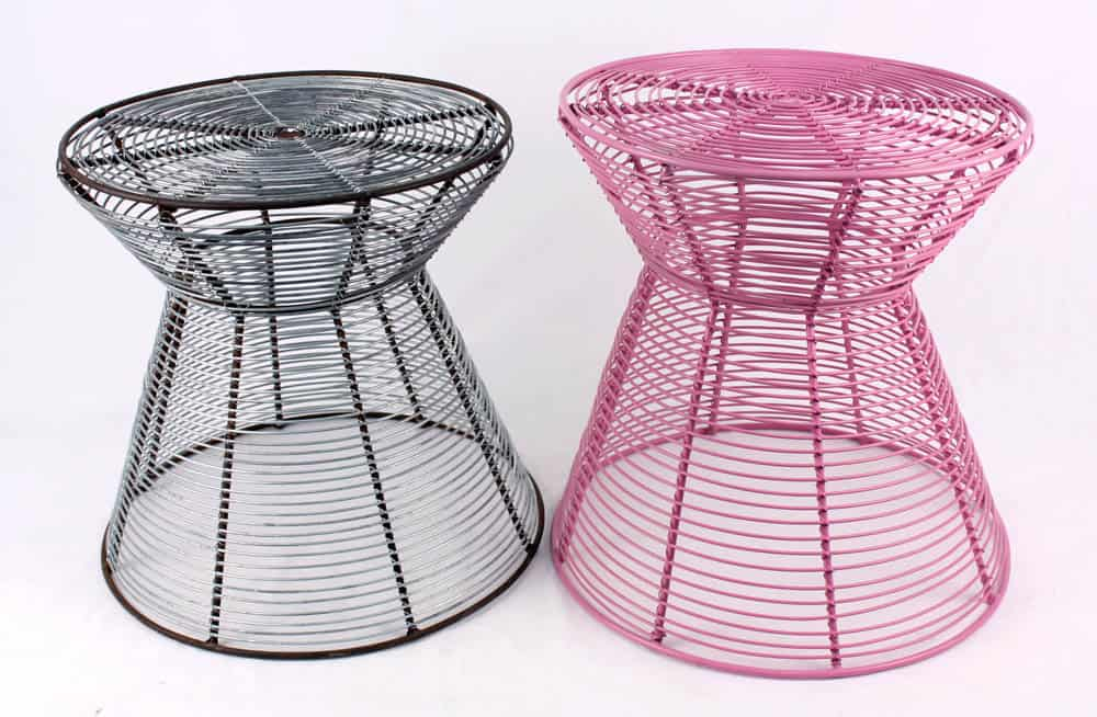 African Street Wire Furniture│Seating 6