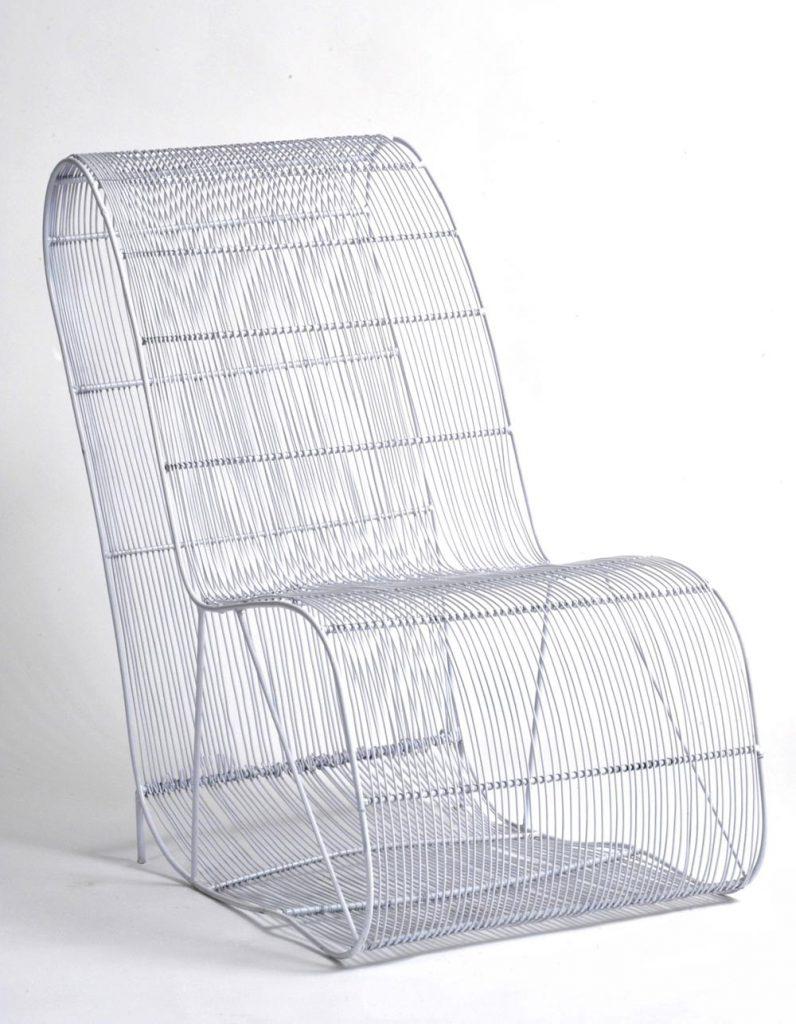 Outdoor Furniture│Street Wire Chair