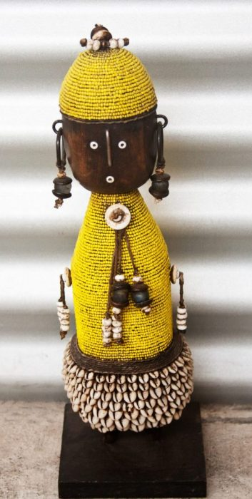 African Beaded Dolls 2