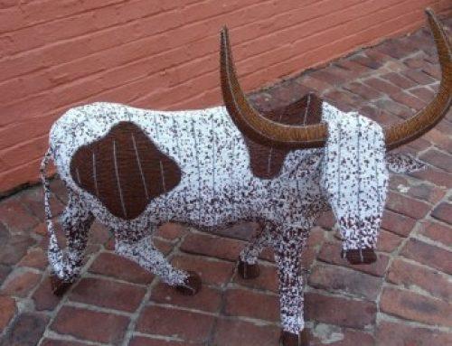 Farm Animal Artwork│African Wire Art│Kid's Room Decor