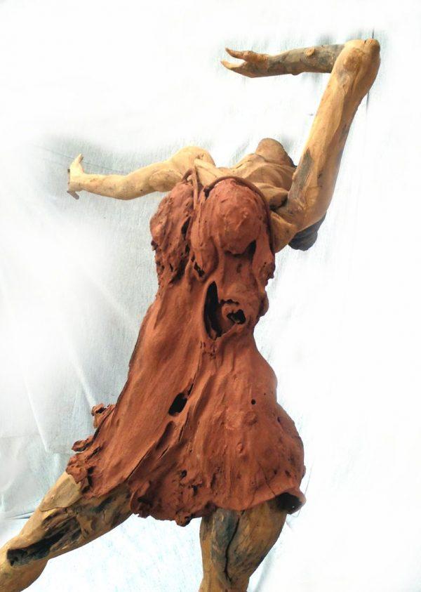 Sculptured Dancer│Driftwood