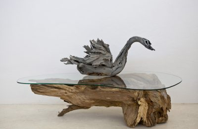 Driftwood Coffee Table 4