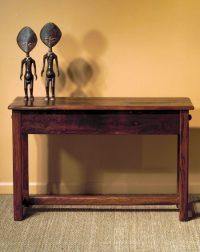 Antique Teak Wood Table 8