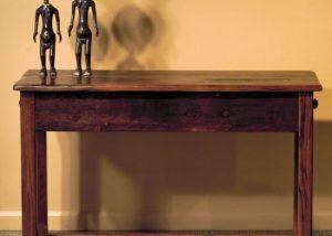 Antique Teak Wood Table 1