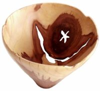 Wooden Sculptured Bowls 4