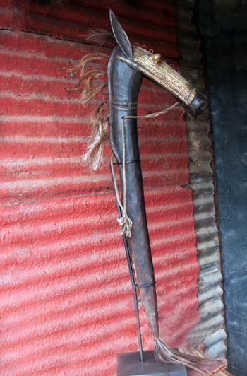 African Decor│Bambara Horse 6