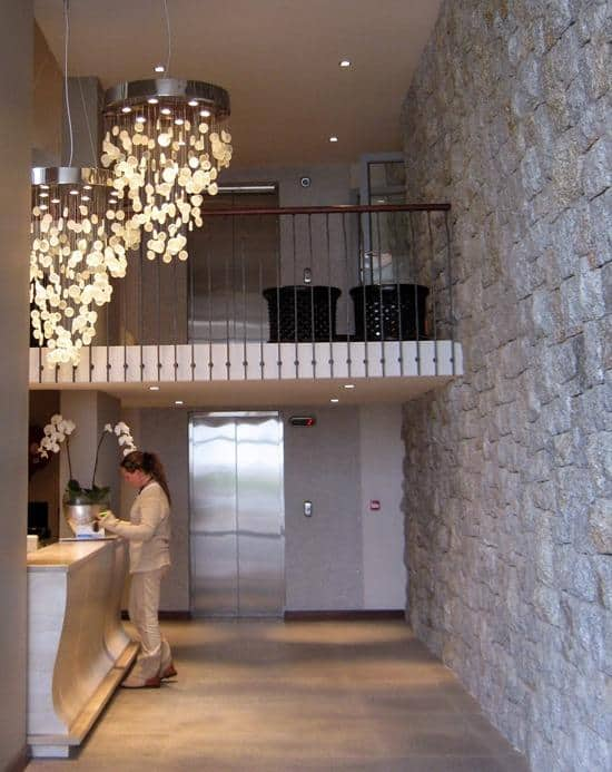 Unique Glass Chandeliers with Stainless Steel Frames