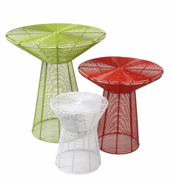 African Street Wire Furniture│Tables 7