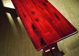 Antique Teak Table 1