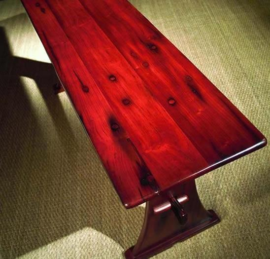 Antique Teak Table 9