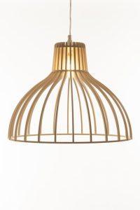 Wooden Pendant Light Fixture 10