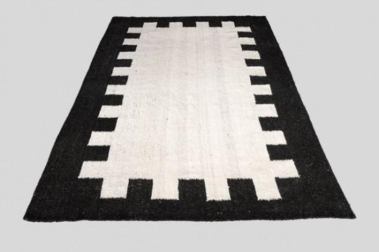 100% Wool Handmade Area Rug 3