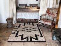 Area Rugs Handmade│100% Karakul Wool 9