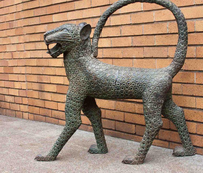 African art, African bronze art, bronze art
