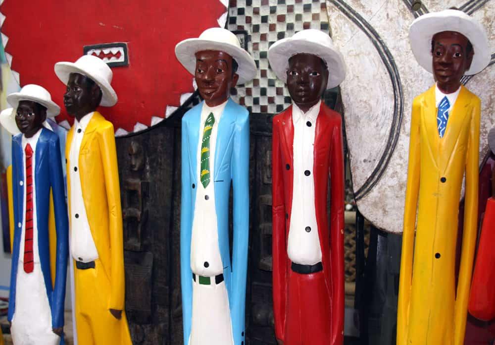 African Decor & Furniture