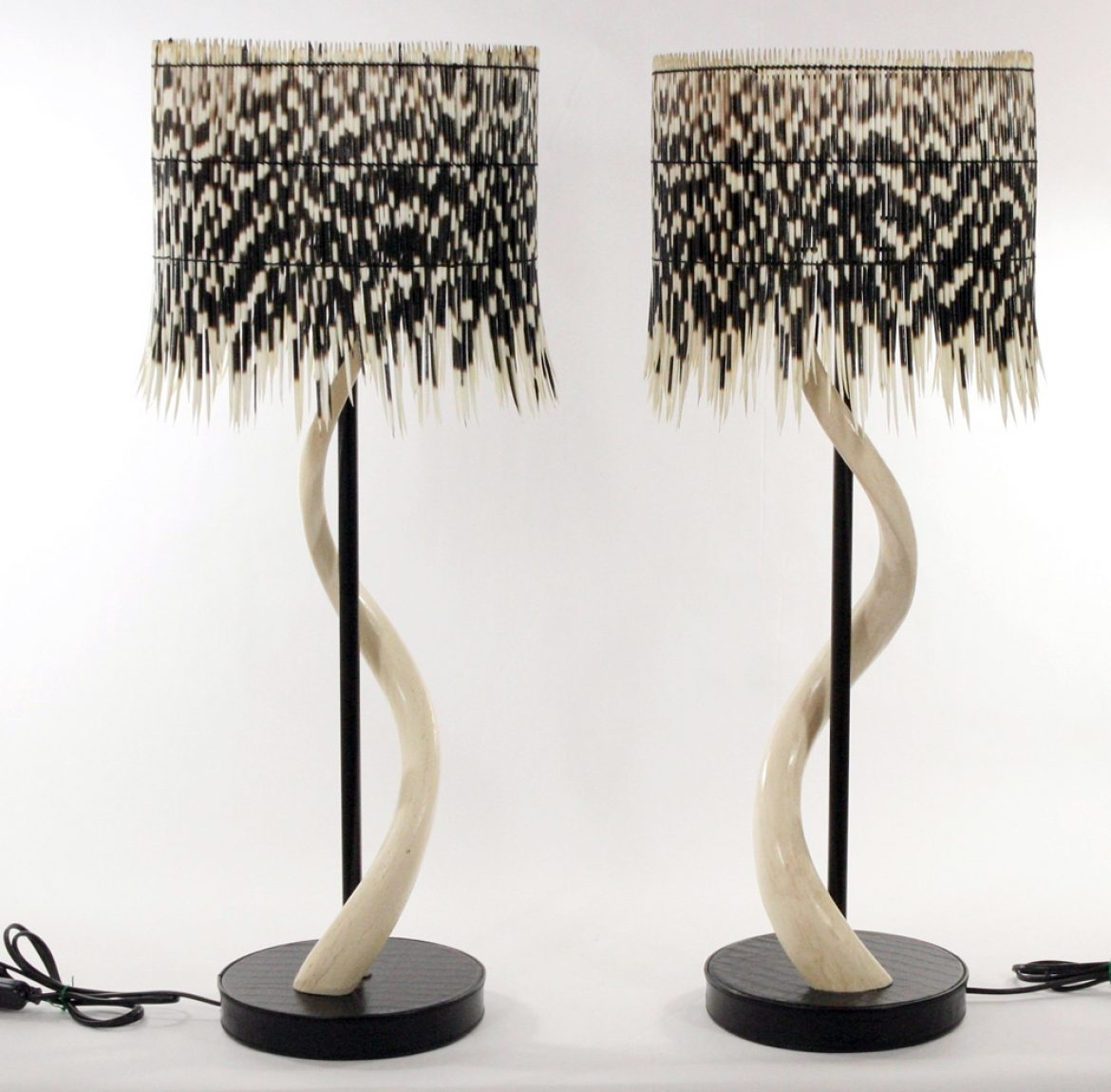 Unique Floor Table Amp Bedside Lamps Phases Africa