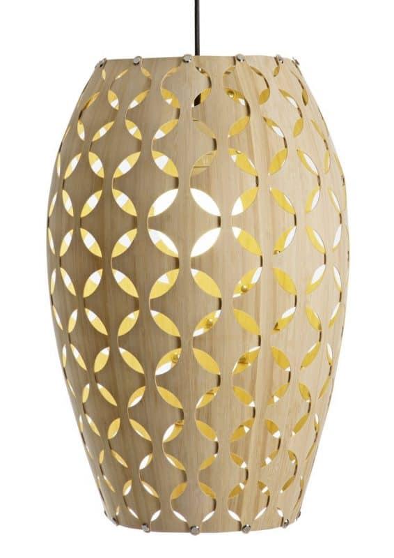 Bamboo Pendant Light 7