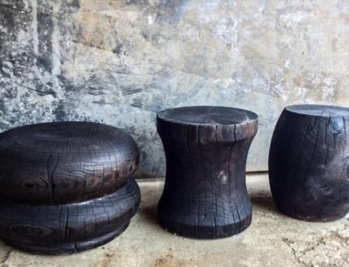 Woodturnings, Side Tables