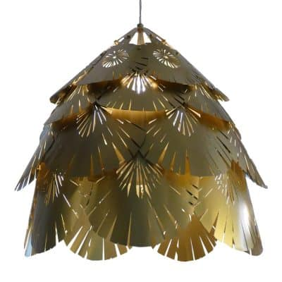 contemporary aluminium lighting fixtures