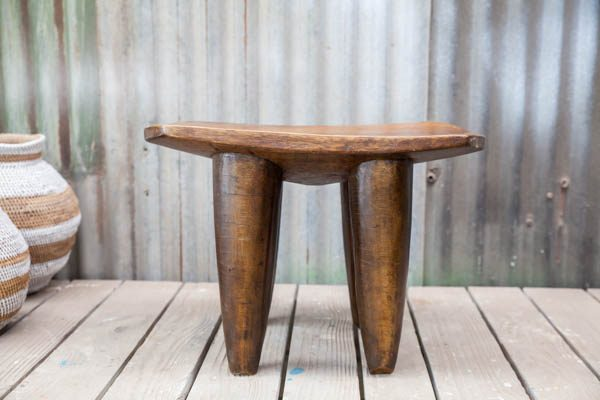 African home decor senufu stool/table