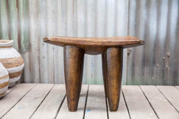 African home decor senufu stool/table