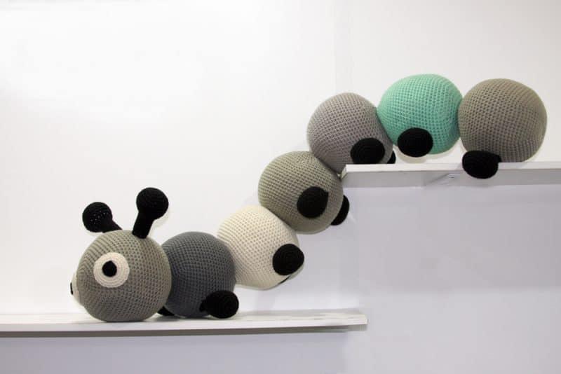 Kid's furniture & Decor │Caterpillar