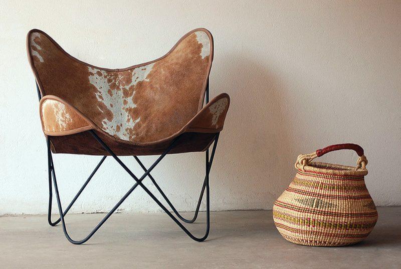 African Mid-Century Modern Chair 4