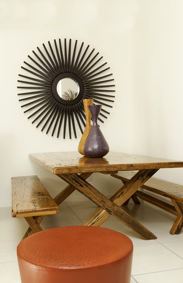 African Furniture Design & Home Decor 7