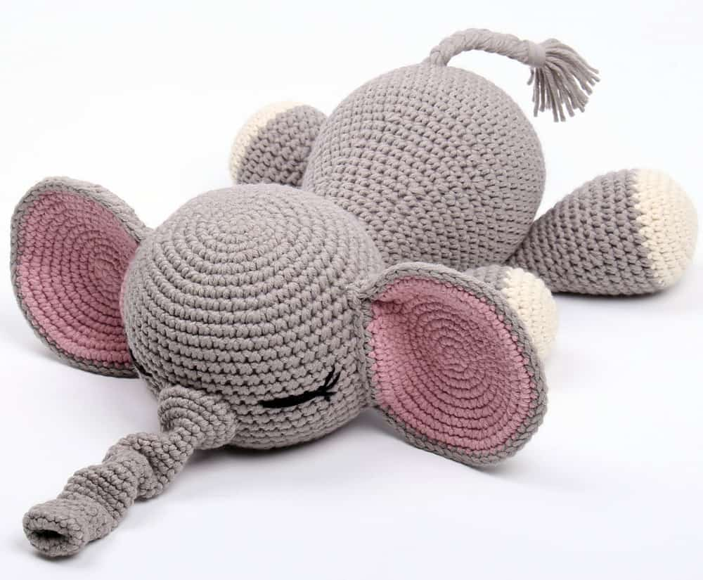 kids room decor, stuffed toys, Elephant