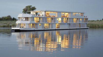 Luxury River Boat Safari Cruise