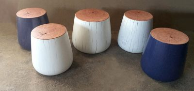 Contemporary African Furniture, Wood Turnings