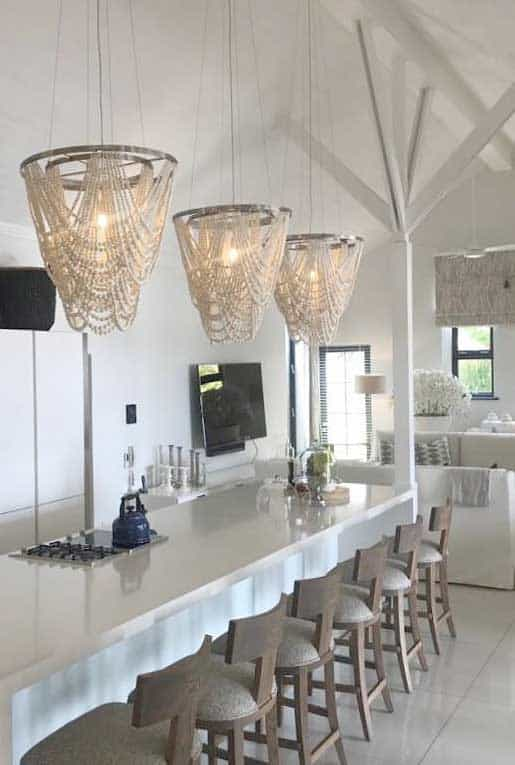 Clay Beaded Chandeliers 4