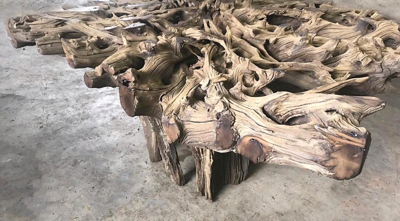 Tree root tables