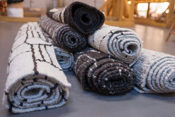 Area Rugs, Handwoven, 100% Wool 13