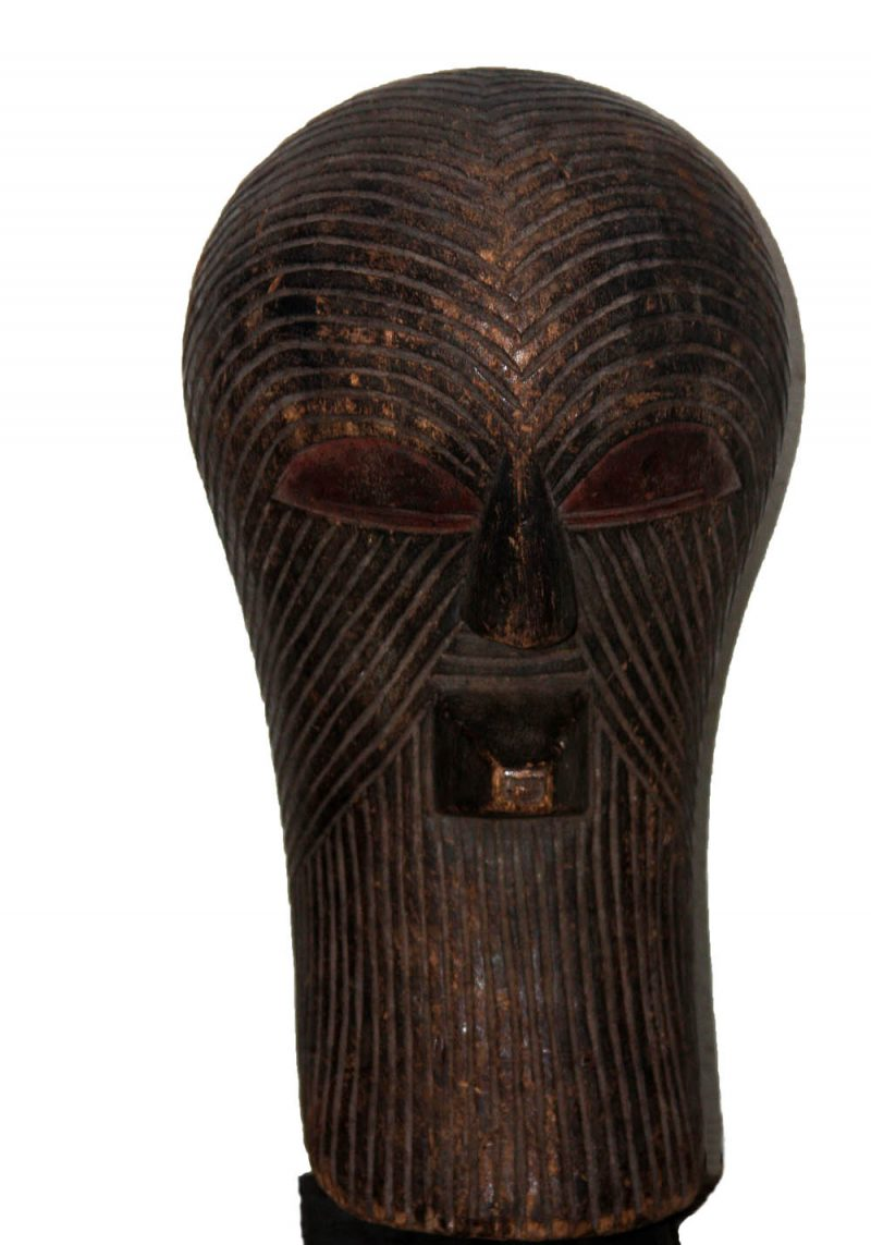 African Decor Songye Masks