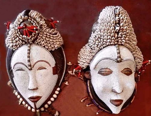 African Decorative Masks