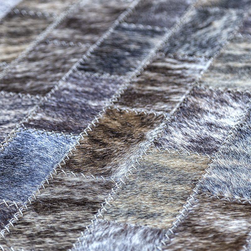 Handmade Cowhide Rugs 13