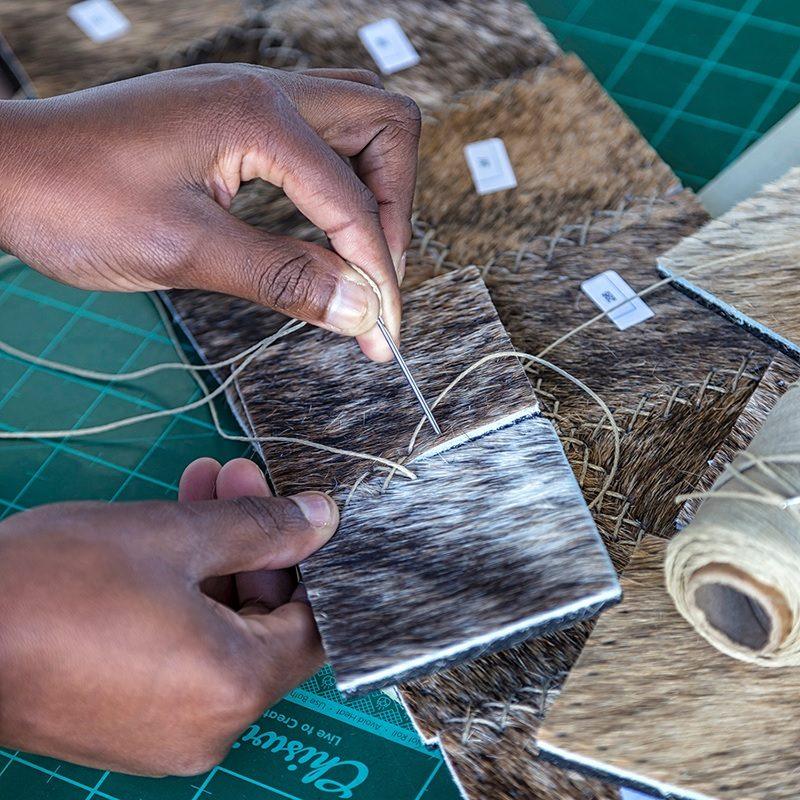 Handmade Cowhide Rugs 3