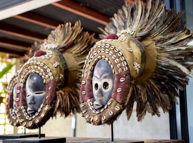 African Decorative Masks 6