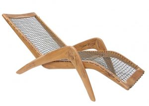Indoor│Outdoor Lounger 1