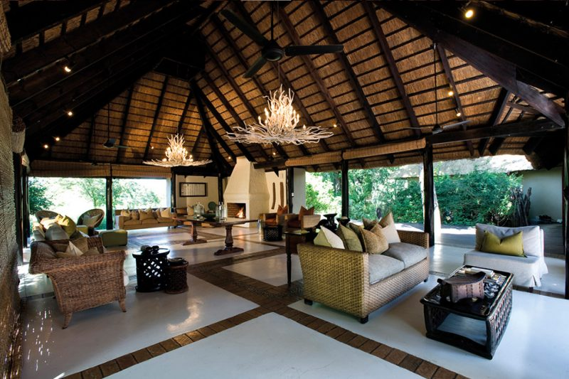 African Decor & Furntiure - Lion Sands River Lodge