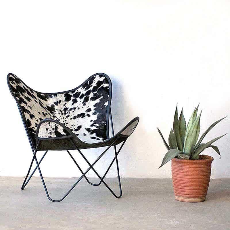 African Mid-Century Modern Chair 3